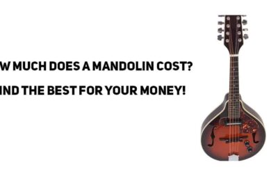 How much does a mandolin cost? Find the best for your money!
