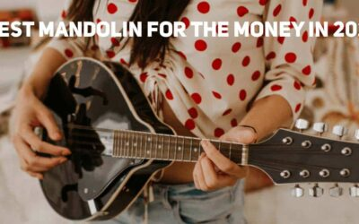 Best Mandolin for the money in 2020 – Review with an eye of detail