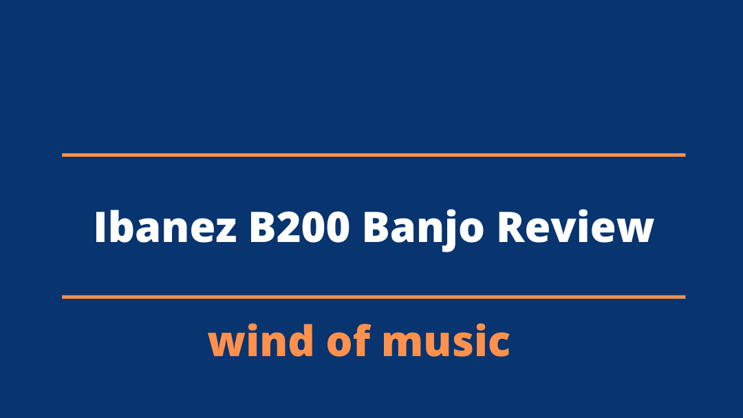 Ibanez B200 review