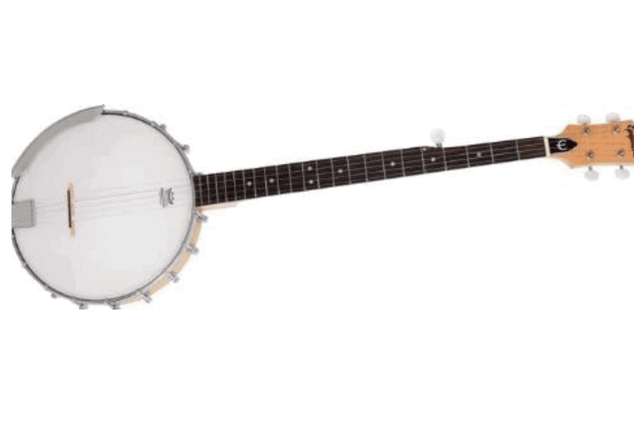 epiphone mb 100 banjo review