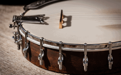 How to Measure a Banjo Head?