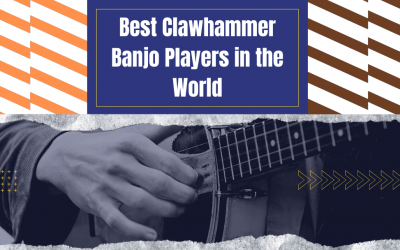 Best Clawhammer Banjo Players in the World